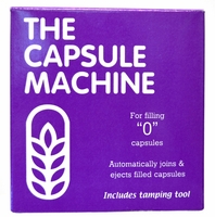 "The Capsule Machine  size ""0"""
