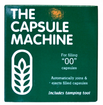 The Capsule Machine  size 00