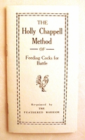 The Holly Chappell Method of Feeding Cocks