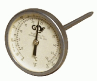 Thermometer # 3018  Sportsman type