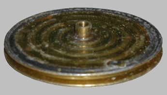 Thermostat wafer  #3007