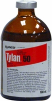 Tylan 50    100ml injectable