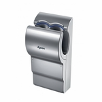 AB 14-120-g Dyson Airblade Hand Dryer, 110-120V, Polycarbonate ABS, Energy Efficient Hand Dryer, Grey