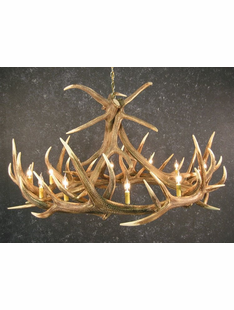 Antler Lighting And Decor