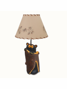 Angie Bear Lamp