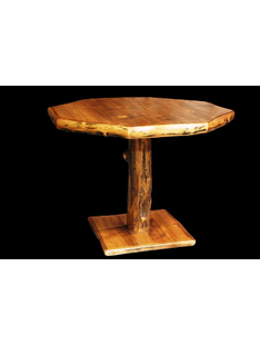 ASPEN OCTOGON PEDESTAL TABLE