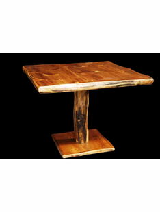 "ASPEN PEDESTAL TABLE (42"" HEIGH)"