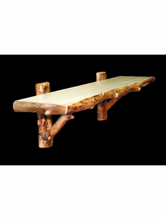 ASPEN WALL SHELF � 36""