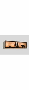 BEAR 4 LIGHT NATURE VANITY-24""