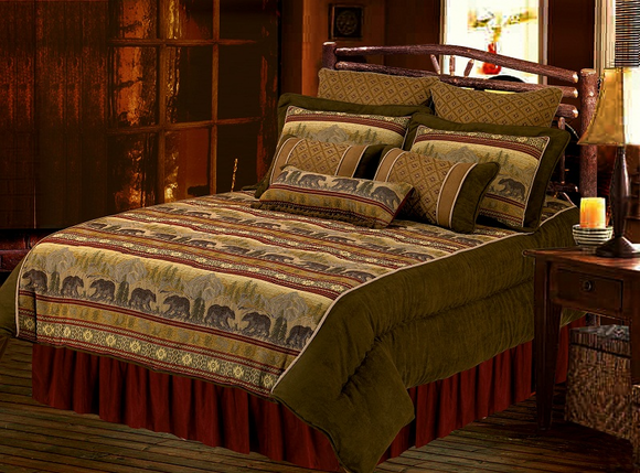 Bear Canyon Bedding Sets