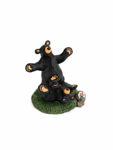 Bear Play Figurine