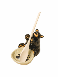 Bear Spoon Holder