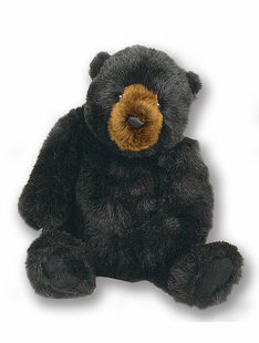 """BLACK BEAR JOINTED- 22"""""""