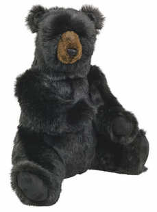 BLACK BEAR JOINTED -24""