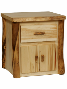 BLUE RIDGE 1 DR/1 DOOR ASPEN NIGHTSTAND