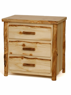 BLUE RIDGE 3 DRAWER ASPEN CHEST
