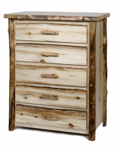 BLUE RIDGE 5 DRAWER ASPEN CHEST