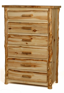 BLUE RIDGE 6 DRAWER ASPEN CHEST