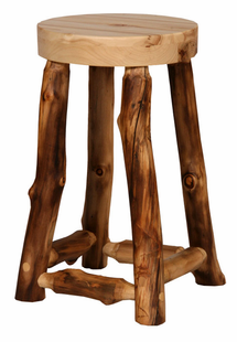 BLUE RIDGE ASPEN BARSTOOL 24""