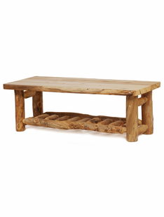 BLUE RIDGE ASPEN COFFEE TABLE