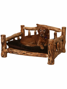 BLUE RIDGE ASPEN DOG BED