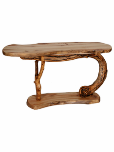 BLUE RIDGE ASPEN FREE FORM  SOFA TABLE