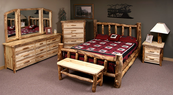Blue Ridge Aspen Furniture Collection