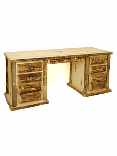BLUE RIDGE ASPEN KODIAK EXECUTIVE DESK