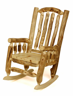 BLUE RIDGE ASPEN ROCKING CHAIR
