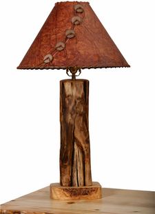 BLUE RIDGE ASPEN TABLE LAMP