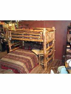 BLUE RIDGE ASPEN TWIN LOFT BED