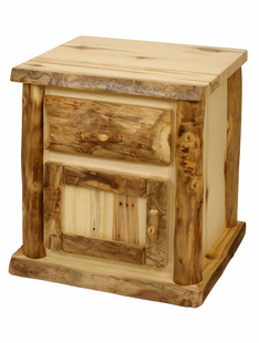 BLUE RIDGE KODIAK ASPEN 1 DRAWER/1 DOOR NIGHTSTAND