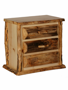 BLUE RIDGE KODIAK ASPEN 3 DRAWER CHEST