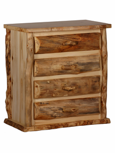 BLUE RIDGE KODIAK ASPEN 4 DRAWER CHEST