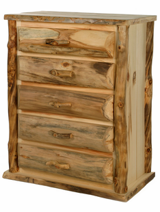 BLUE RIDGE KODIAK ASPEN 5 DRAWER CHEST