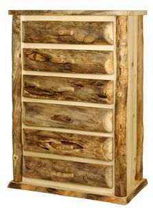 BLUE RIDGE KODIAK ASPEN 6 DRAWER CHEST