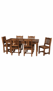 Cabin Dining Tables and Chairs