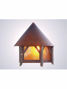 CAMPROMISE WALL SCONCE
