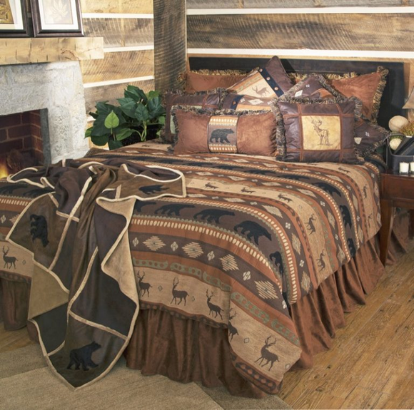 Autumn Trails Bedding