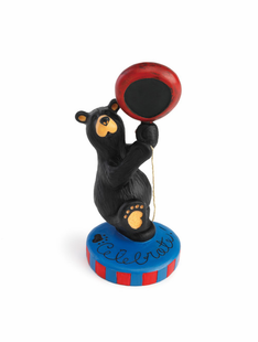 Celebration Bear Mini Figurine