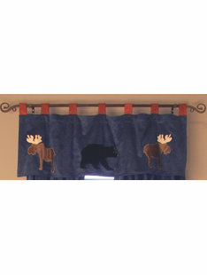 CHILDRENS LODGE VALANCE