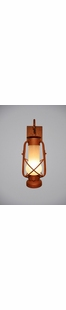 DECATUR LANTERN HANGING WALL SCONCE
