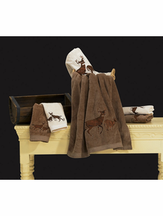 Deer Towel Set