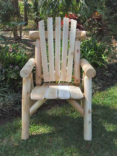 DINING CEDAR CHAIR