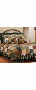 Earth Patch Bed Sets