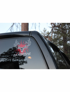 ELK ASSASSINS VEHICLE DECAL