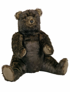 """GRIZZLY BEAR JOINTED- 24"""""""