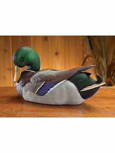 Hand Painted Duck Decoys