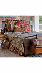 HEARTLAND BED SET TWIN