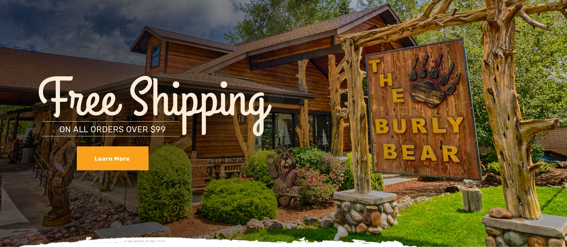 Shop Rustic Home Decor Bedding And Chainsaw Art